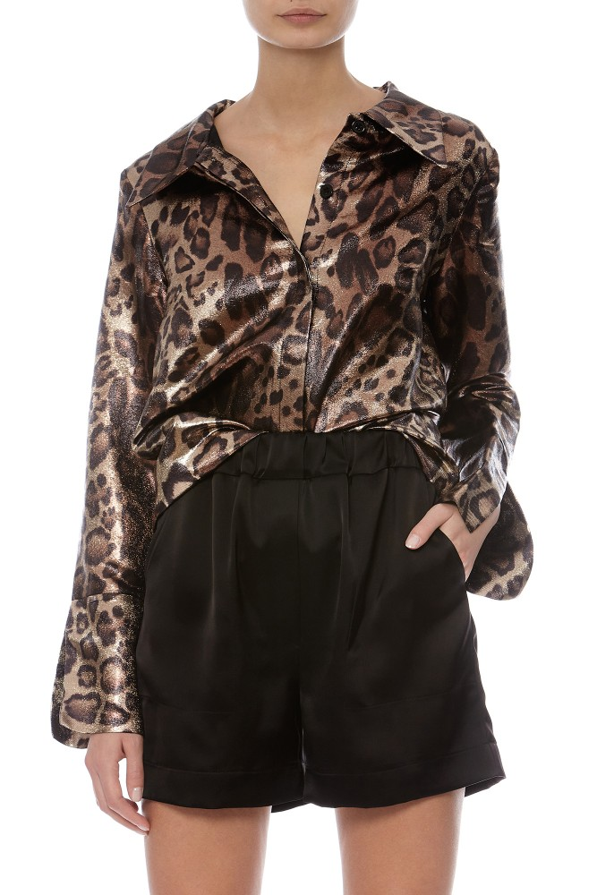 The Animal Print Shirt