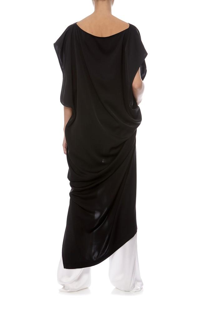 The Asymmetrical Dress