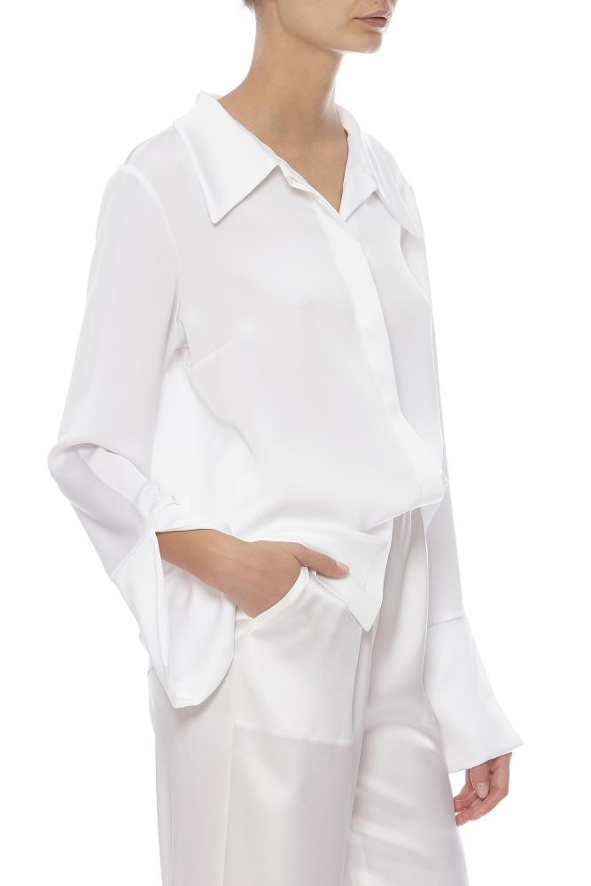 The Satin Shirt
