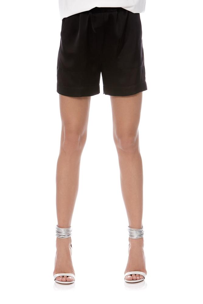 The Satin Shorts